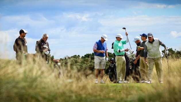 Social Media in Scottish Golf Travel on the Scottish Golf Podcast