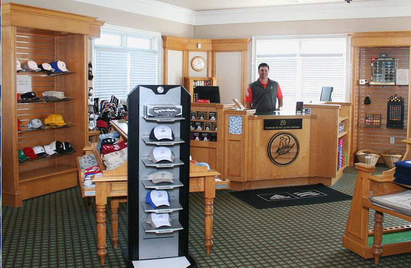 Improving the customer experience and improving sales at the golf course