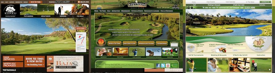 golf-websites
