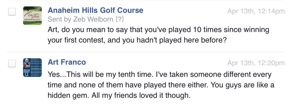 Facebook Marketing for Golf Courses