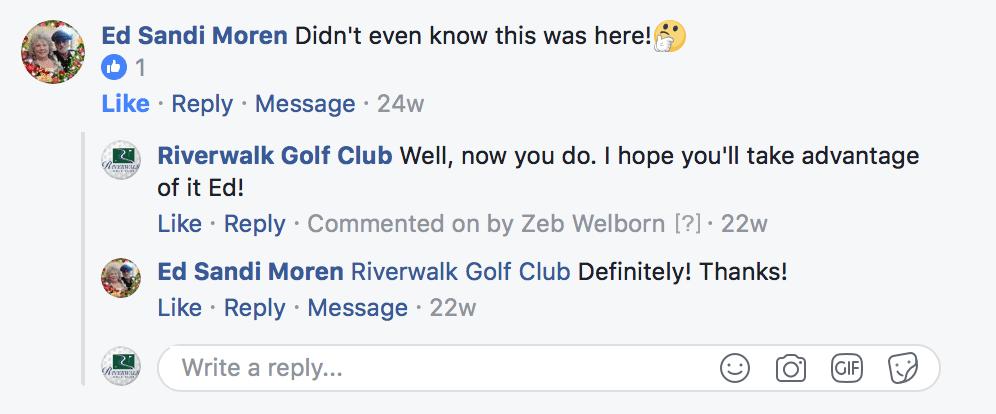 golf course wedding venue discovery