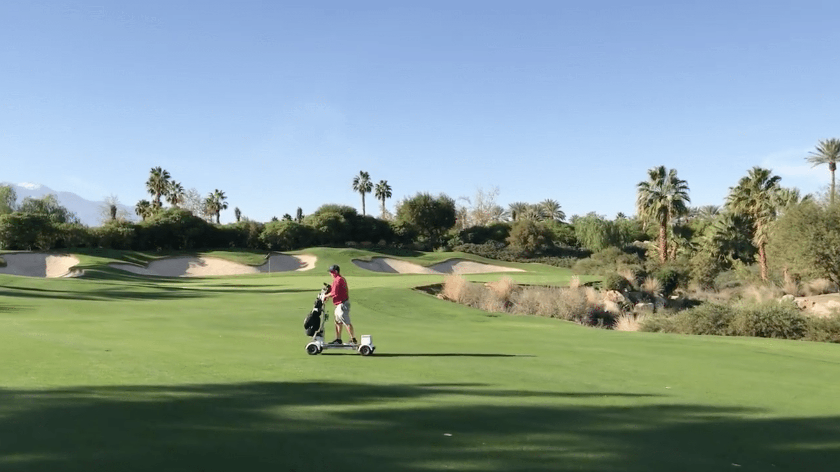 GolfBoard Video at Indian Wells Golf Resort
