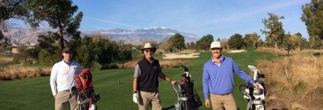 GolfBoard Foursome at Indian Wells Golf Resort